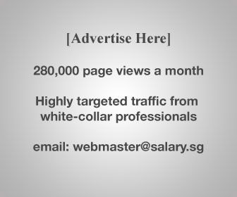 Advertise on Salary.sg