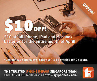 iPhone repair singapore